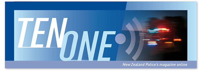Ten One from New Zealand Police