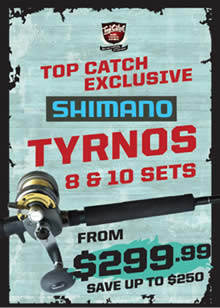 Our best selling combo ever and during the sale you get a free rod upgrade