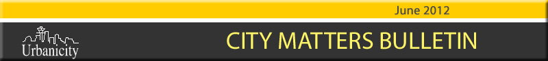 City Matters - from Urbanicity, the world's leading digital news agency for urban affairs